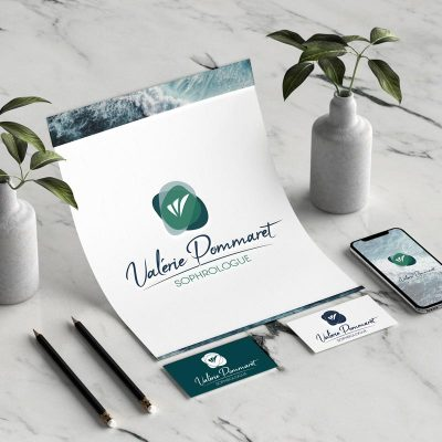 Logo Valérie Pommaret - Sophrologue