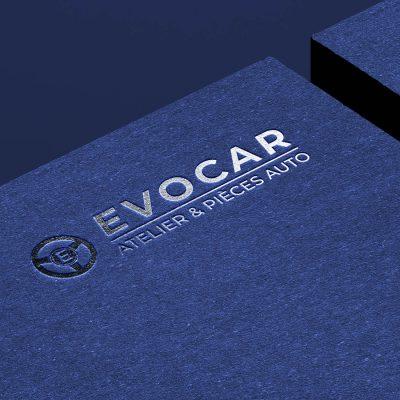 Enseigne garage automobile - logo